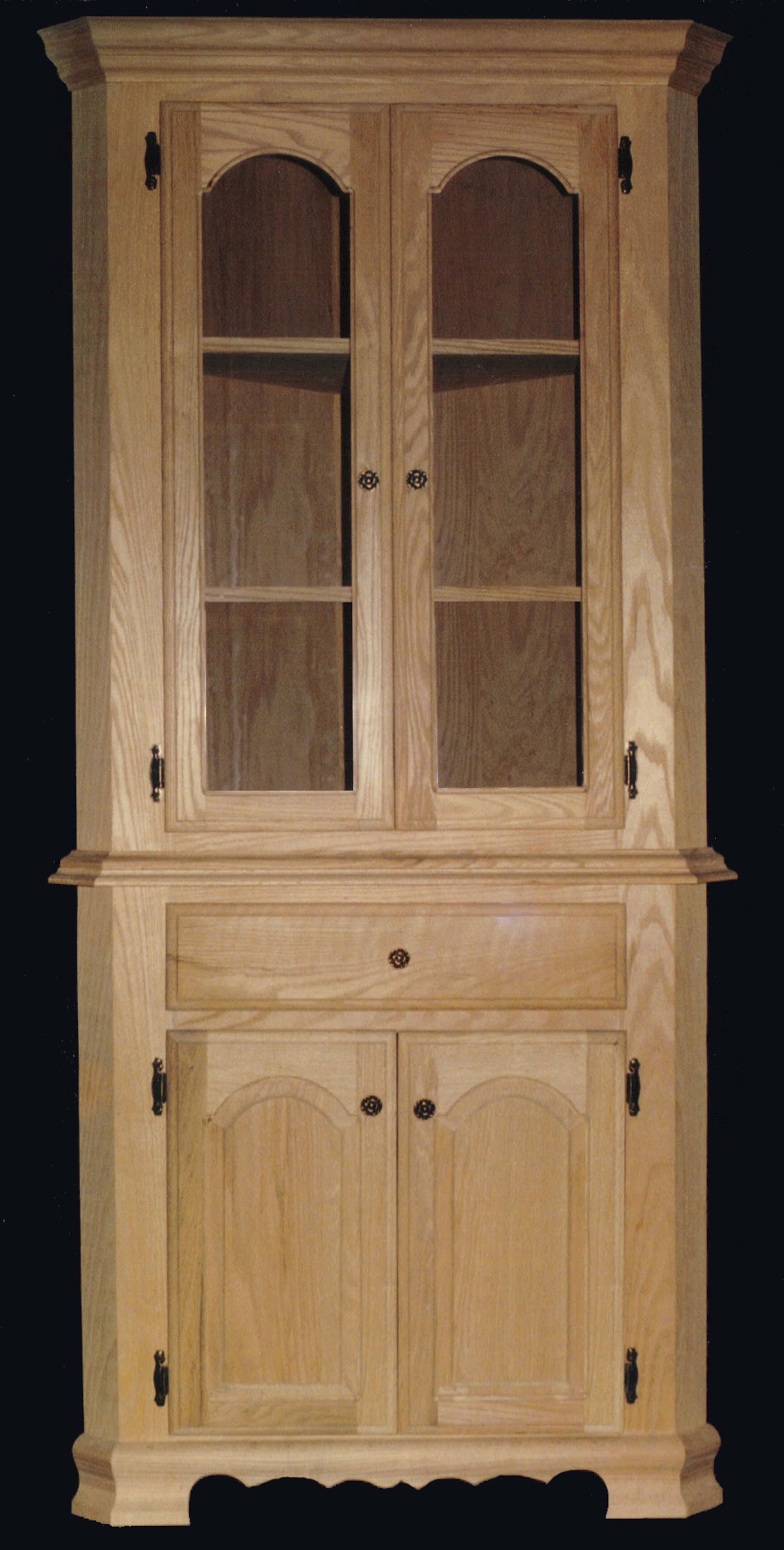 20 Corner Cabinets To Make A Clutter Free Bathroom Space: Fitak Custom Woodworking Inc., Napanee, Ontario, Kitchen